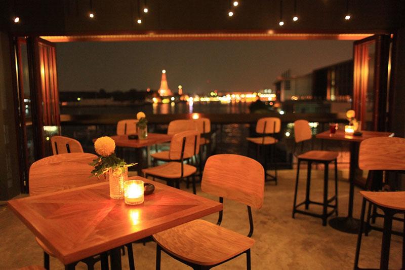 ร้านอาหารริมแม่น้ำเจ้าพระยา, mango tree on the river, pantip, review, รีวิว, พันทิป