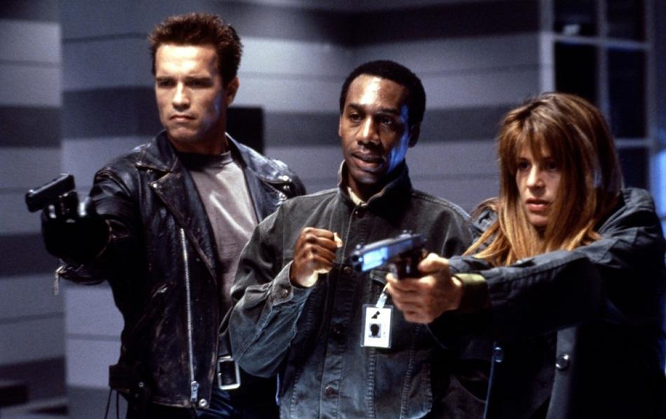 terminator genisys, Terminator 2: Judgment Day, Terminator 3: Rise of the Machines, Terminator Salvation, คนเหล็ก, Arnold Schwarzenegger, Jason Clarke, Emilia Clarke, Jai Courtney, Alan Taylor, เรื่องย่อ, รีวิว, ภาพยนตร์, หนัง, พันทิป, pantip, movie, entertainment, บล็อกเกอร์, บล็อกเกอร์ผู้ชาย, skynet,
