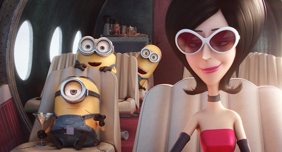 minions, despicable me, despicable me 2, sandra bullock, entertainment, animation, movie, review, รีวิว, พันทิป, pantip, blogger, บล็อกเกอร์,ภาพยนตร์, หนัง