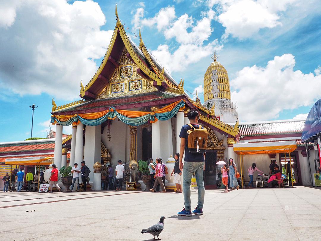 วัดใหญ่, พระพุทธชินราช, วัดพระศรีรัตนมหาธาตุวรมหาวิหาร, Phitsanulok, thailand, การท่องเที่ยวแห่งประเทศไทย, ประเทศไทย, พิษณุโลก, ท่องเที่ยว, travel, pantip, พันทิป, ไอติมเจริญผล, ทับทิมกรอบสามหนุ่ม, blogger, food blogger, บล็อกเกอร์, บล็อกเกอร์ผู้ชาย, บล็อกเกอร์อาหาร
