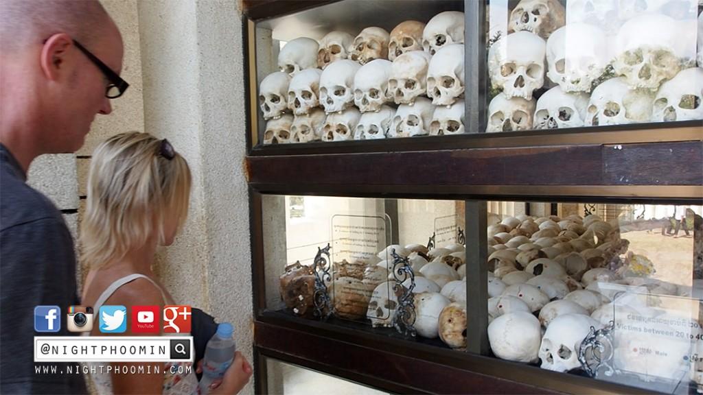 Phnom penh, cambodia, killing fileds, tuol sleng, travel, asian, asia, กัมพูชา, พนมเปญ, โตลสเลง, ทุ่งสังหาร, ท่องเที่ยว, บล็อกเกอร์ท่องเที่ยว, blogger, travel blogger, vlog, travel vlog
