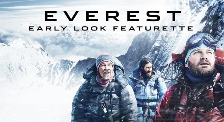 รีวิวหนัง ดราม่าผจญภัย Everest ไต่ฟ้าท้านรก ในปี 1996