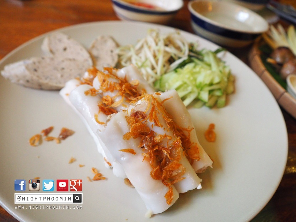 saigon recipe, อาหารเวียดนาม, ร้านอาหารเวียดนาม, vietnamese food, food blogger, review, pantip, พันทิป, บล็อกเกอร์, บล็อกเกอร์ผู้ชาย, บล็อกเกอร์อาหาร