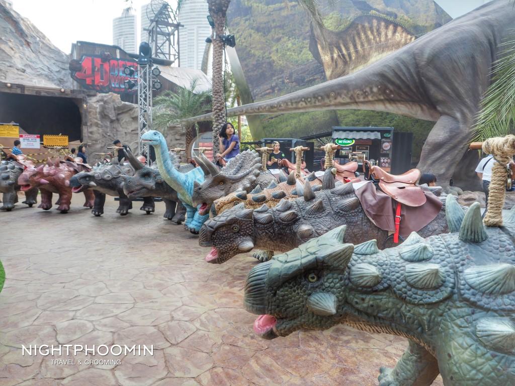 Dinosaur Planet bangkok 15
