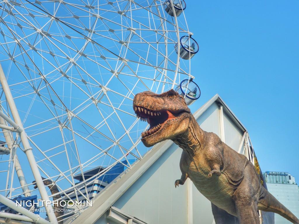 Dinosaur Planet bangkok 17
