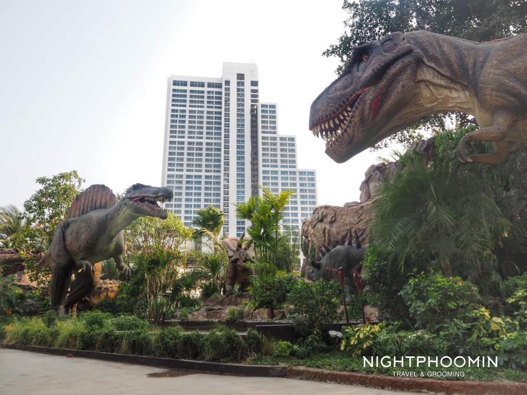 Dinosaur Planet bangkok 19
