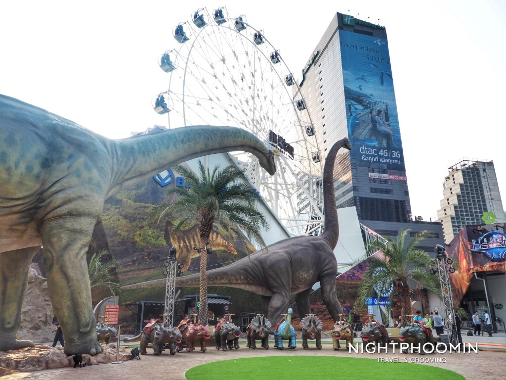 Dinosaur Planet bangkok 21
