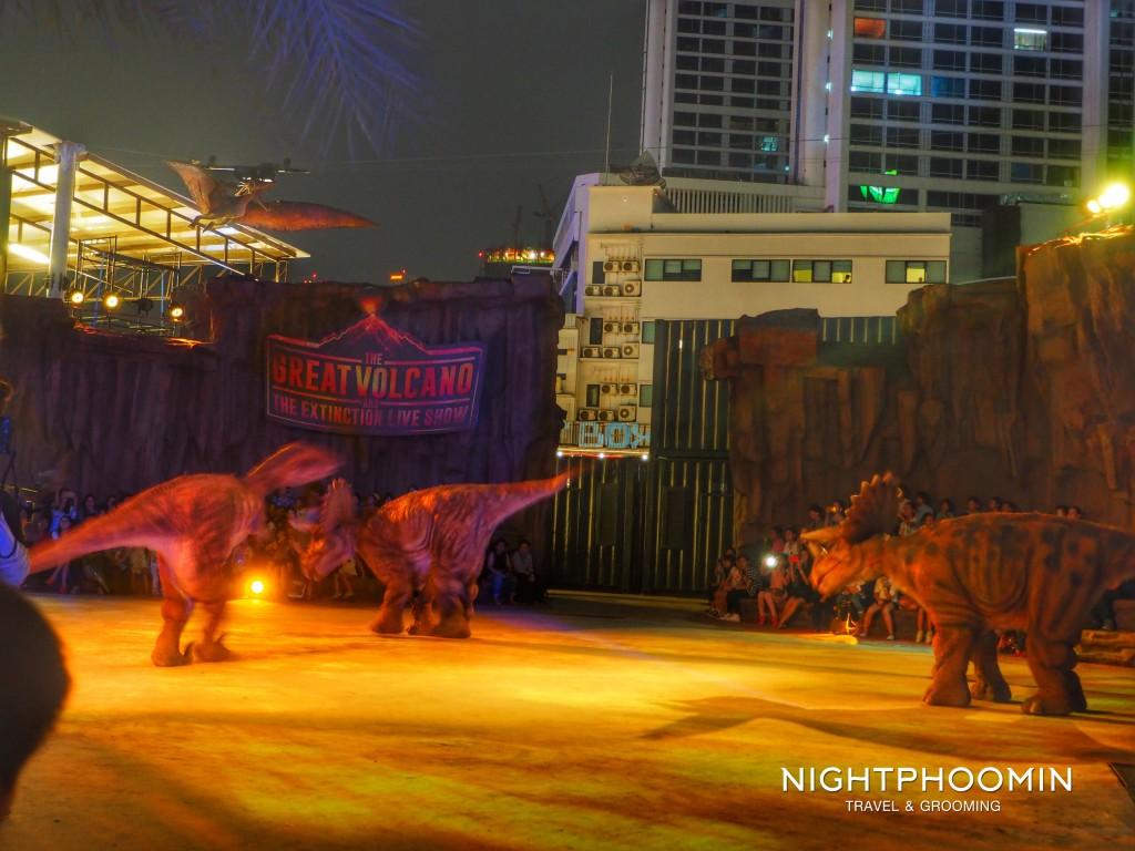 Dinosaur Planet bangkok 24