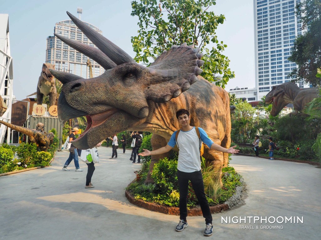Dinosaur Planet bangkok 26