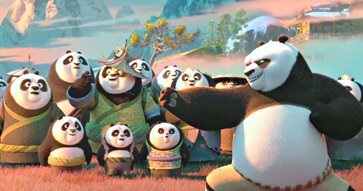 Review: Kung Fu Panda 3 (2016)| กังฟูแพนด้า 3 (ไม่สปอย) - NightPhoomin  Beauty, Gym, Travel Blogger | บล็อกเกอร์ บิ้วตี้, ออกกำลังกาย, ท่องเที่ยว