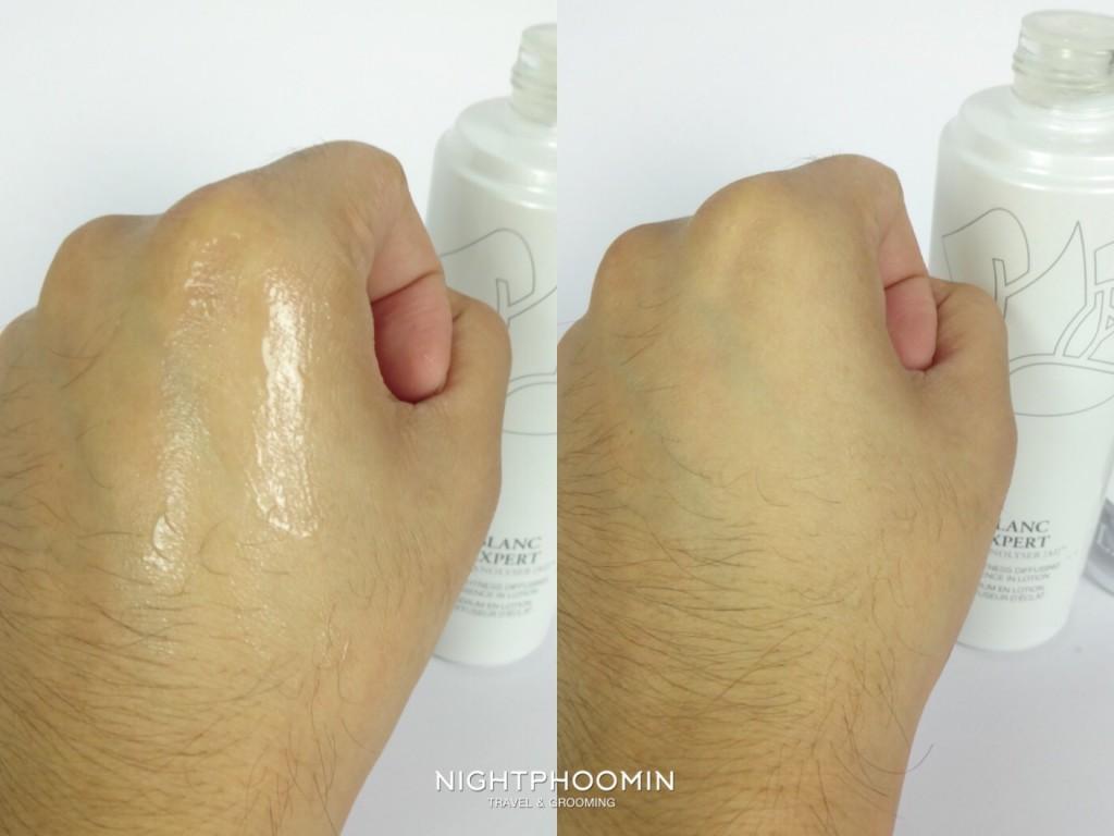 Lancôme Blanc Expert Essence in lotion 1