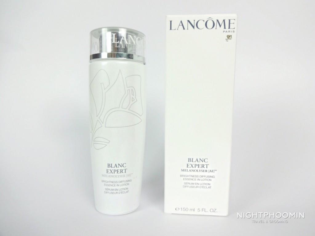 Lancôme Blanc Expert Essence in lotion 2