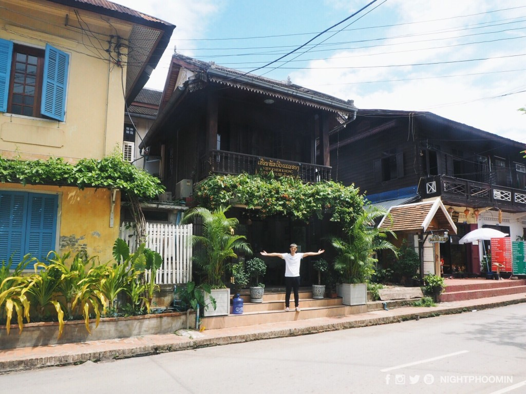 view khem khong หลวงพระบาง รีวิวโรงแรม 6