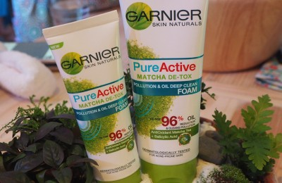 Garnier-Pure-Active-Matcha-Detox-Facial-Foam-cover