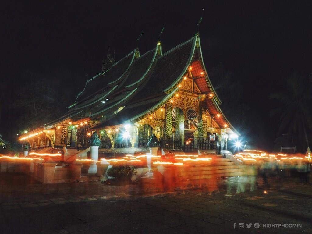 Luang Prabang หลวงพระบาง nightphoomin 15