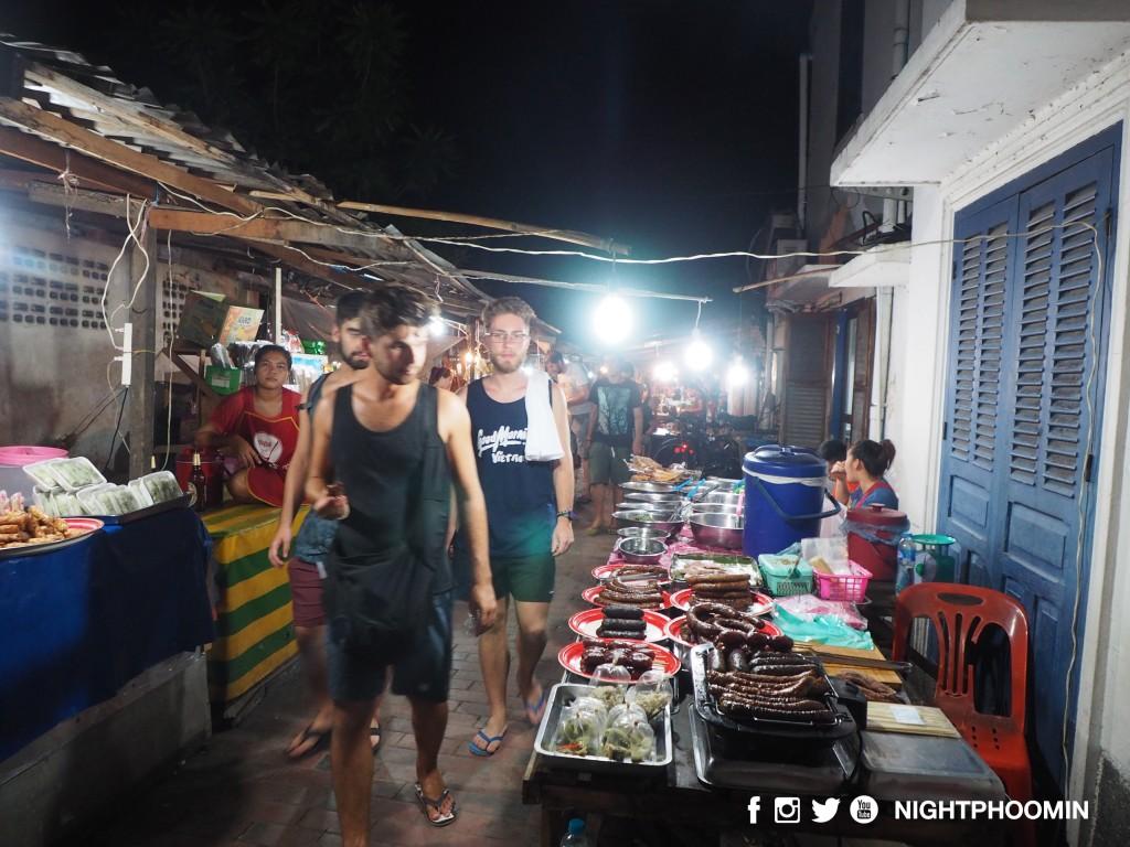 Luang Prabang หลวงพระบาง nightphoomin 56