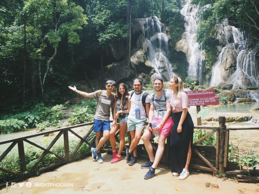 Luang Prabang หลวงพระบาง nightphoomin 7