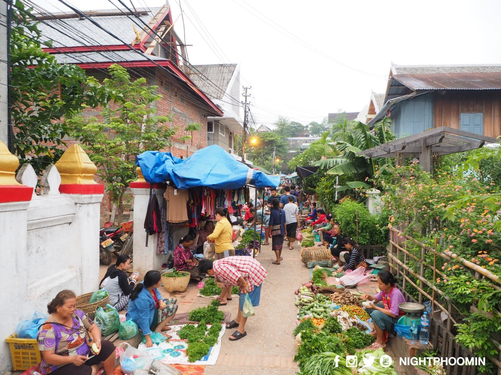 Luang Prabang หลวงพระบาง nightphoomin 73