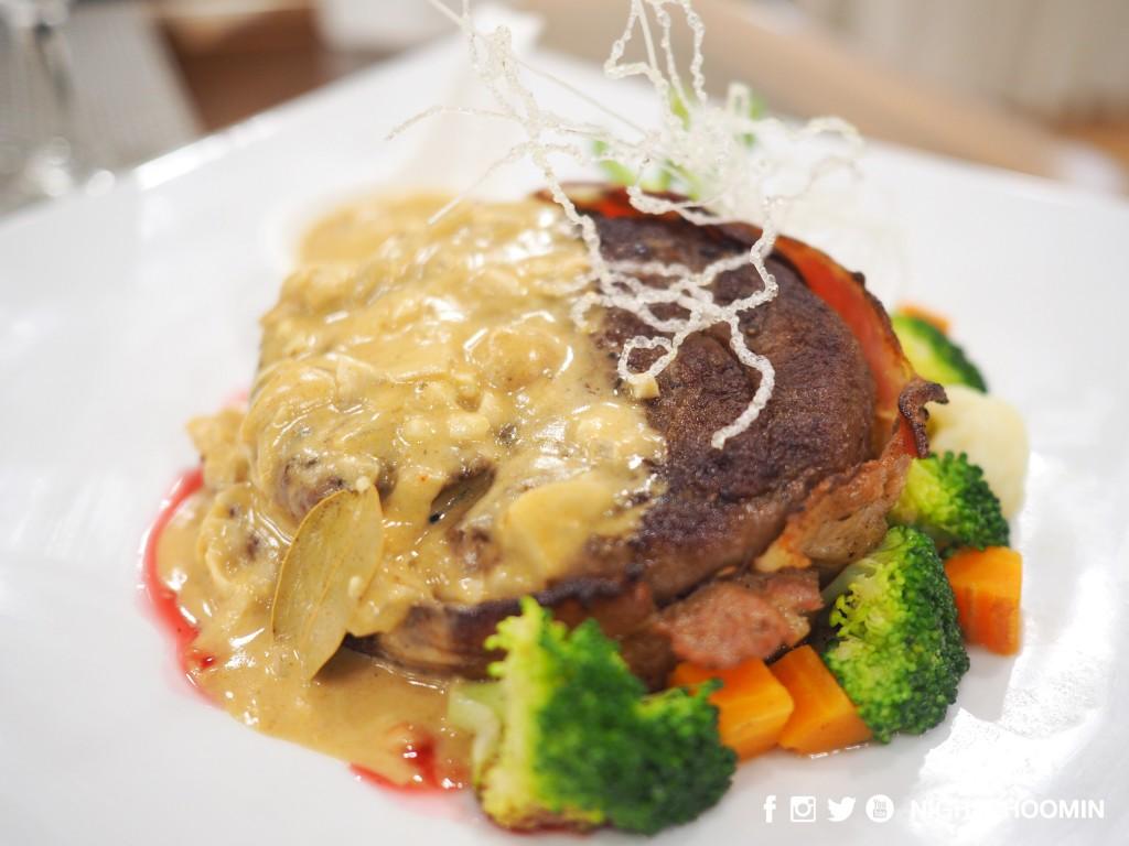Agate Pattaya รีวิว พัทยา อาหาร 1