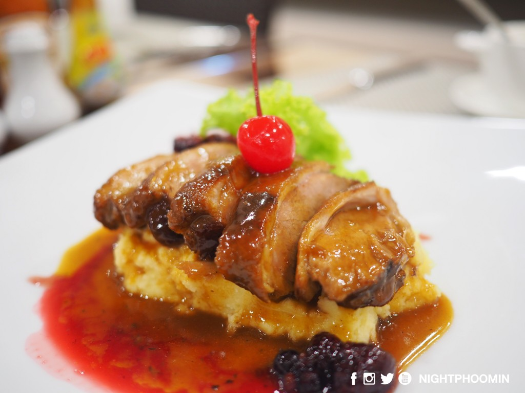 Agate Pattaya รีวิว พัทยา อาหาร 10