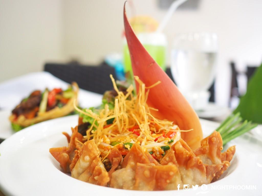 Agate Pattaya รีวิว พัทยา อาหาร 2