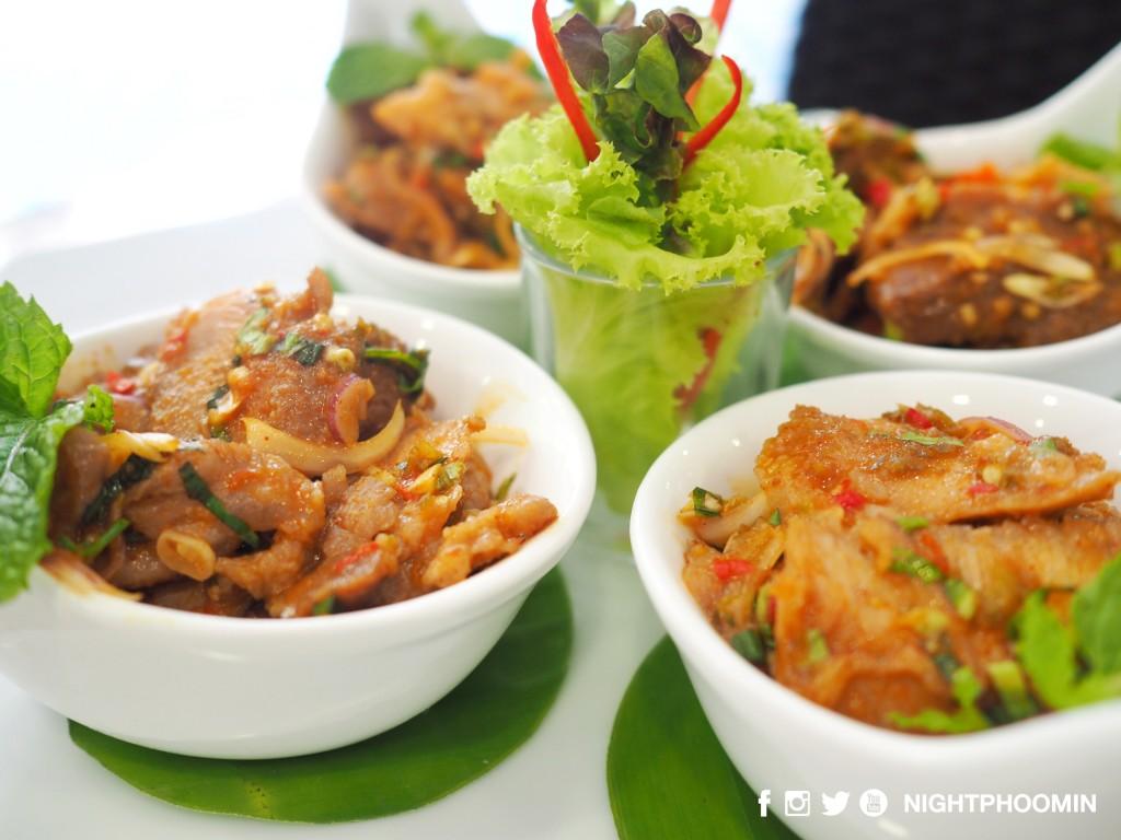 Agate Pattaya รีวิว พัทยา อาหาร 3