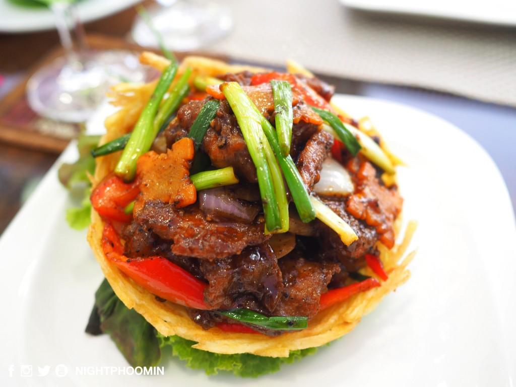 Agate Pattaya รีวิว พัทยา อาหาร 6