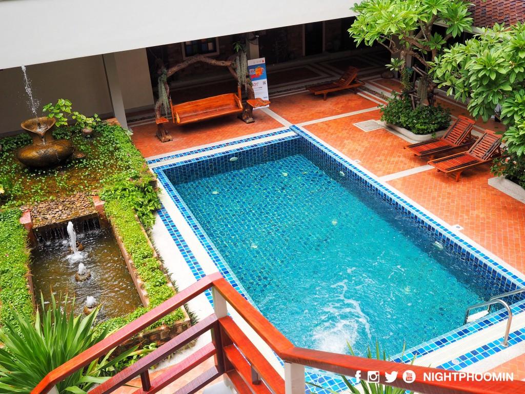 Agate Pattaya รีวิว พัทยา 1