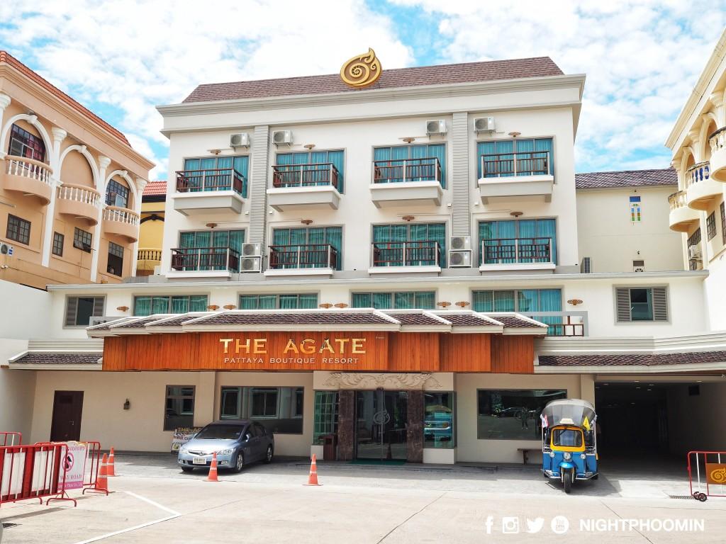 Agate Pattaya รีวิว พัทยา 17