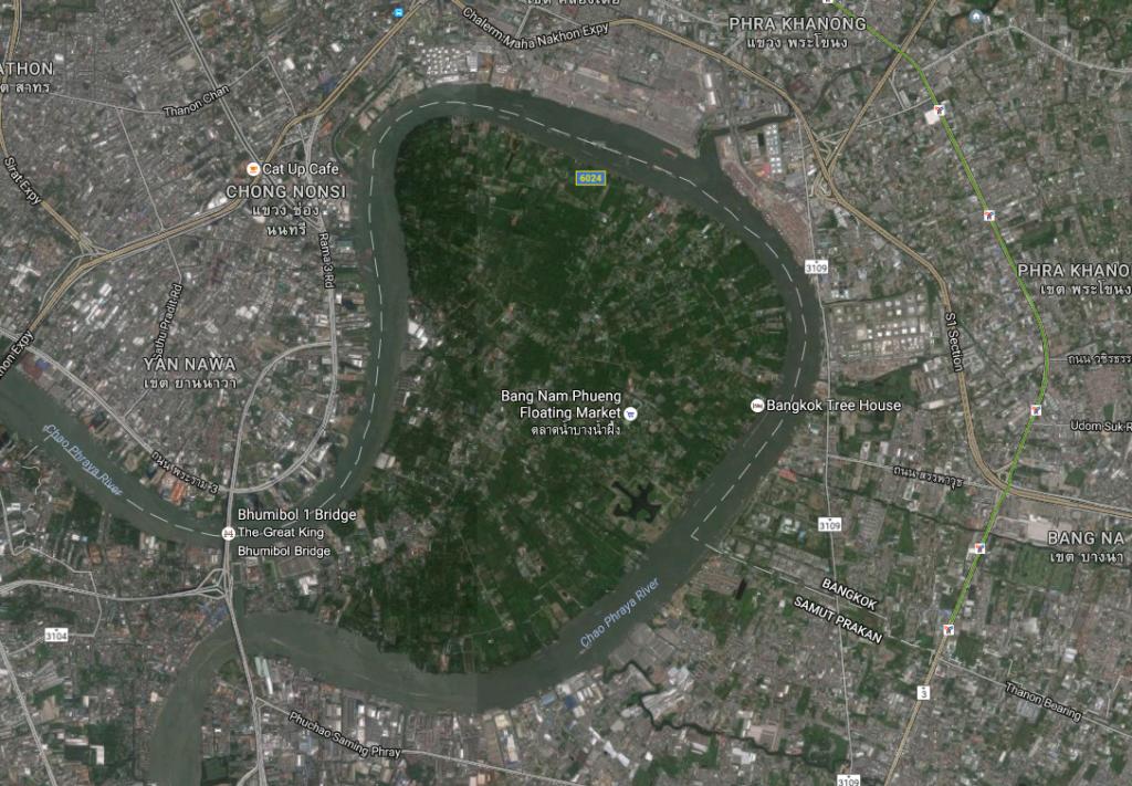 bangkrachao-map