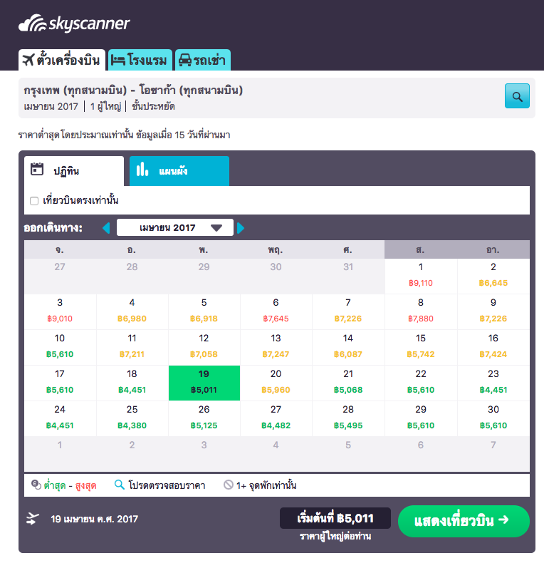 review skyscanner 7
