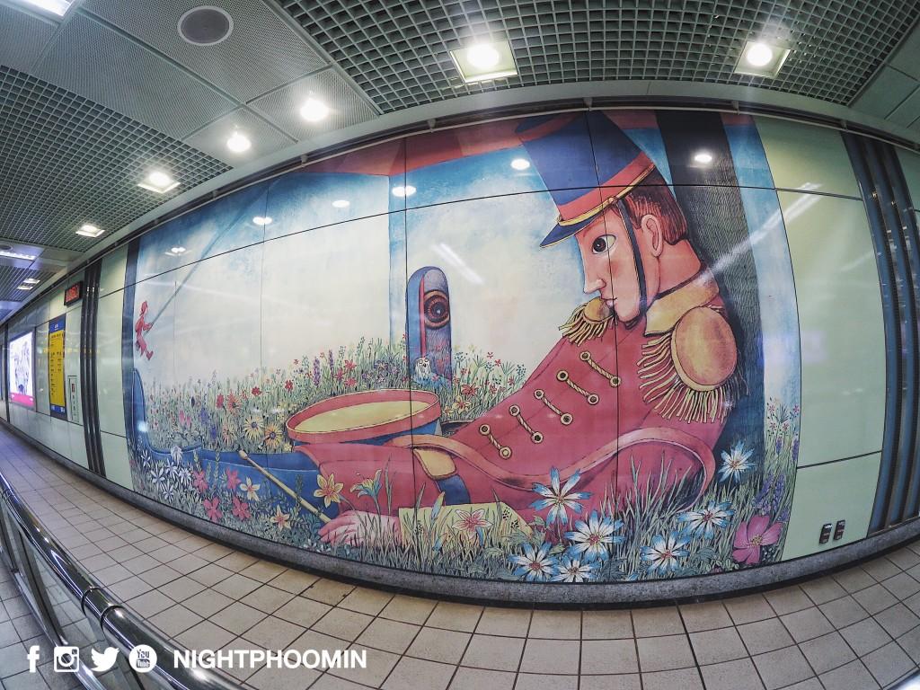 Nangang station taipei Taiwan 11
