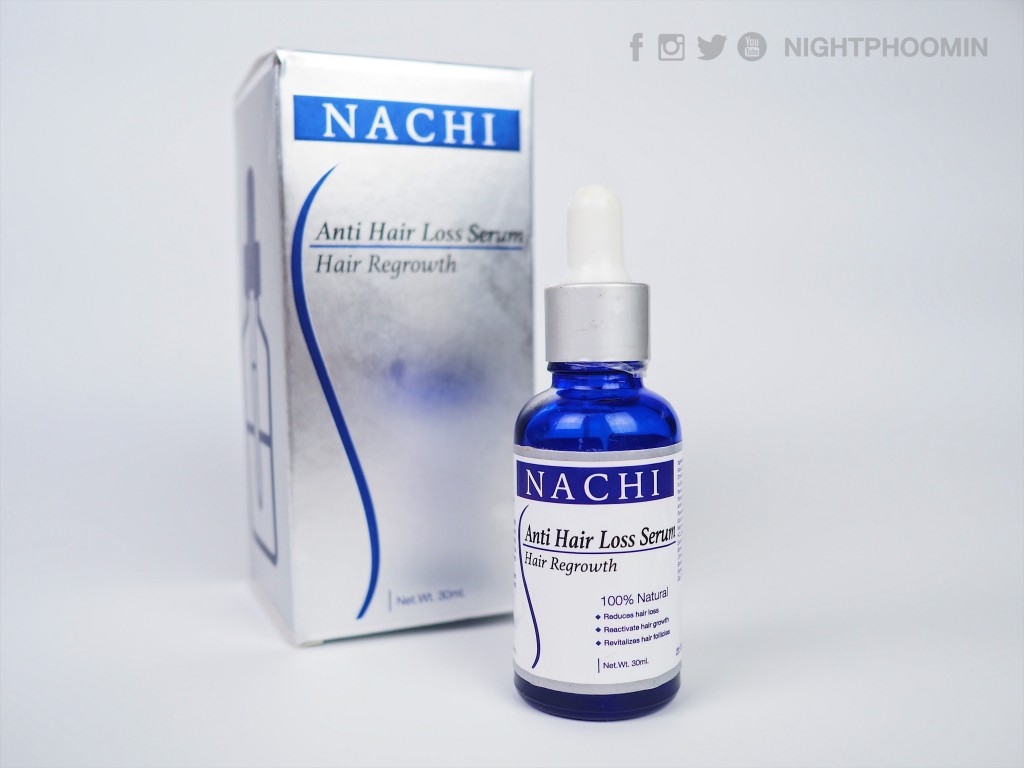 Nachi anti loss hair 5