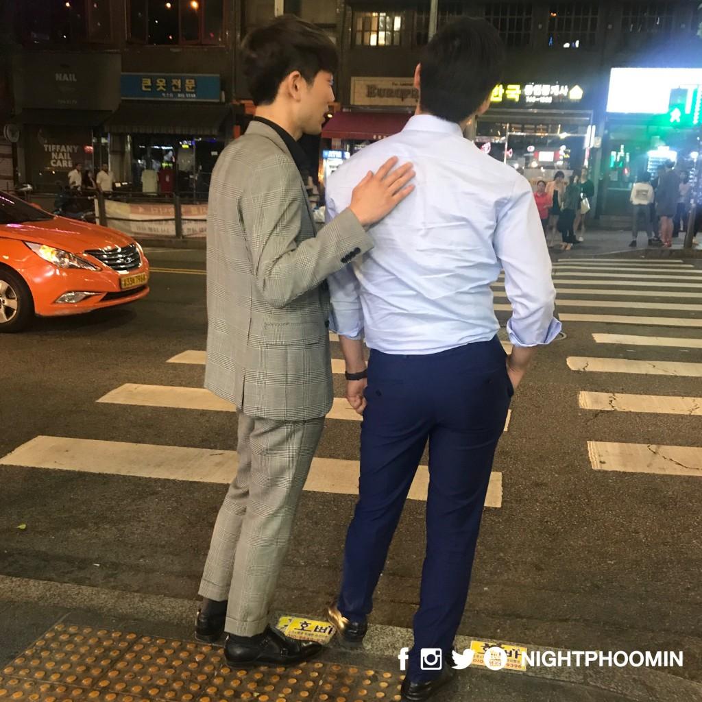korea bromance