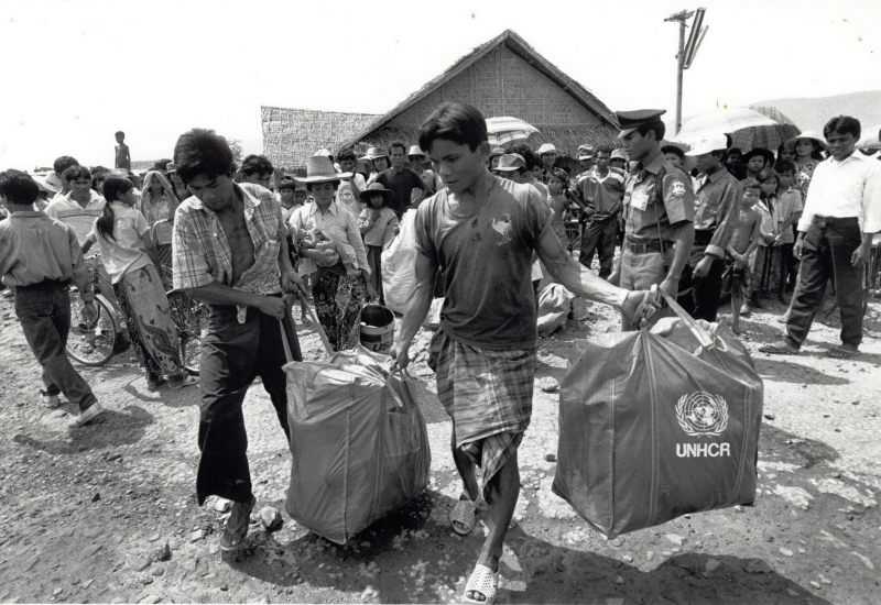 refugee_in_Thailand_history